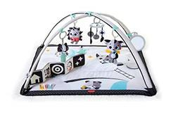 Tiny Love Black & White Gymini Deluxe Infant Activity Play M