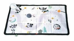 Tiny Love Black & White Super Activity Play Mat, Magical Tal