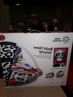 Baby Einstein  Bold New World Baby Infant High Contrast Play