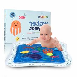 JoeyKids BPAFree Water Play Mat Inflatable Baby Mat Tummy Ti