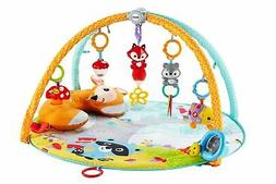 Brand New Fisher-Price Moonlight Meadow Deluxe Play Gym