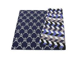 BRAND NEW BABY CARE Reversible Anchors Playmat in Blue SP-L1