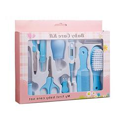 Baby Care Kit, Alotm 10 Pieces Baby Healthcare and Grooming
