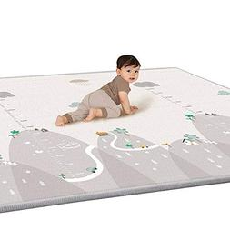Baby Care Play Mat,Floor Creeping Mat Baby Gym Nontoxic Wate