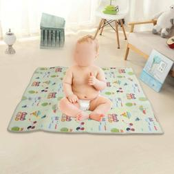 Cartoon Children Double-sided Folding Crawling Mat Baby Indo