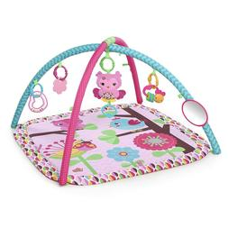 Charming Chirps Toys Activity Gym Pretty Play Mats In Pink f