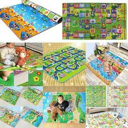 Child Infant Baby Kids Crawling Game Waterproof Floor Play M