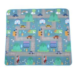 Extra Large Baby Crawling Mat Play mat Foam Blanket Rug 79*7