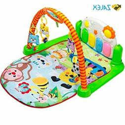 Christmas Gift For Baby Infants Play Gym Activity Mat Kick P