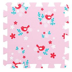 9 Pieces Of Crawling/Puzzle Foam Mats Kids&Baby Foam Play Ma