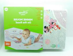 Bright Starts Disney Baby Minnie Mouse on the Road Large Foa