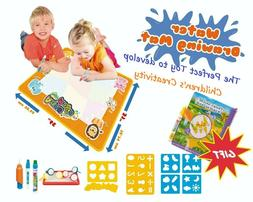 Doodle Mat, large water Drawing Mat, Toy Gift for Boys and G