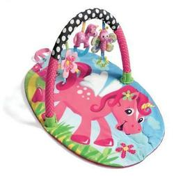 Infantino Explore and Store Activity Gym Lil Unicorn