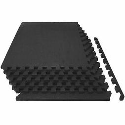 Prosource Fit Extra Thick Puzzle Exercise Mat 3/4