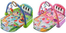Fisher-Price Kick and Play Piano Gym Pink or Blue Boy Girl A