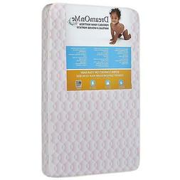 Baby Foam Crib Mattress Antibacterial Waterproof Cover Toddl