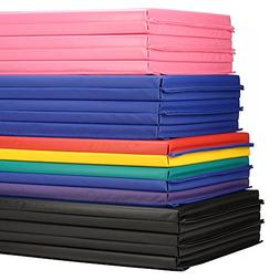 We Sell Mats 5' x 10' Folding Gymnastics Tumbling Mat