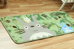 1 X Forest Soft Rug My Neighbor Totoro Mat 47*20 Inches by T