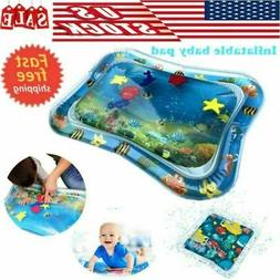 inflatable water mat novelty play game cushion