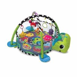 New GROW WITH ME ACTIVITY GYM PLAY MAT and BALL PIT Baby Tod