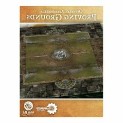 Guild Ball Accessories Gb: Play Mat: Proving Grounds STE GMA