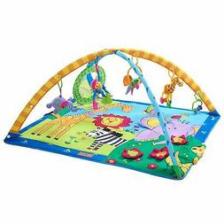 Tiny Love Gymini Super Deluxe Activity Gym Play Mat, Classic