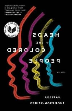 Heads of the Colored People: Stories - Paperback - VERY GOOD