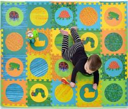 Hungry Caterpillar Baby Mat, Puzzle Mat, Baby Play Mat, Foam