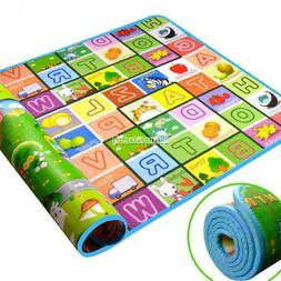 Infant Child Baby Kids Crawling Game Waterproof Floor Play M