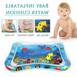 Inflatable Baby Water Mat Fun Activity Play Center for Child