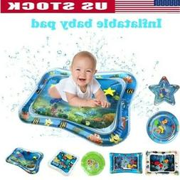 Inflatable Baby Water Mat Play for Kids Children Infants Out