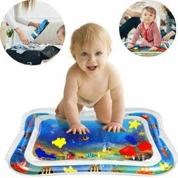 Inflatable Best Tummy Time Water Play Mat for Kids Baby 66x5