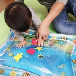 inflatable water play mat infants toddlers fun