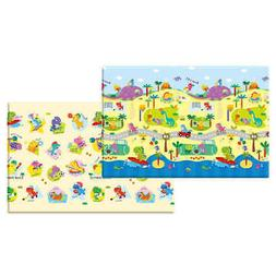 Baby Care Kid's Cushion Double-sided Play Mat   ** FREE SHIP