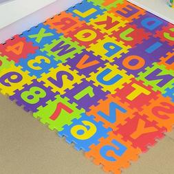 For Kids Baby Boys Girls Foam Floor Puzzle Play Mat Pad Craw