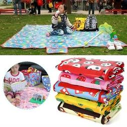 Kids Baby Extra Large Waterproof Beach Outdoor Picnic Play R