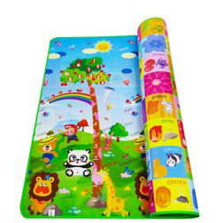 Kids Eva Foam Floor Puzzle Baby Play Mat Games Carpet Foam P