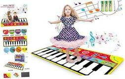 Kids Musical Mats Large Size  Playmat Gift Toys for Boys and