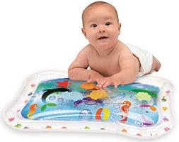 Kleeger Inflatable Baby Water Play Mat Center. Fun Activity