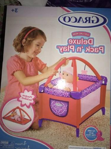 """18"""" GRACO PACK Pen Activity yard fits American Girl"""