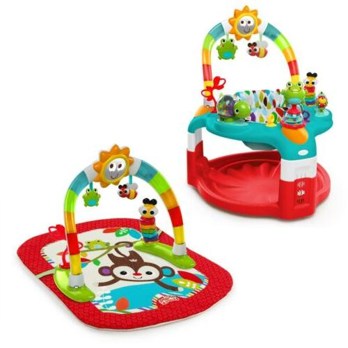 Sunburst Gym and Saucer,