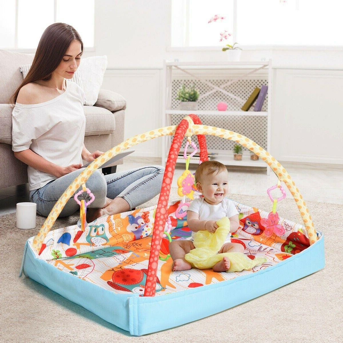 2019 best baby gym play mat 3