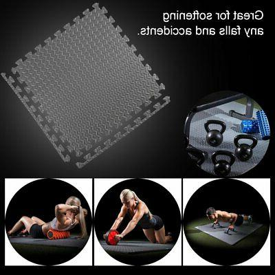 Fitness Exercise Tile Mat A+