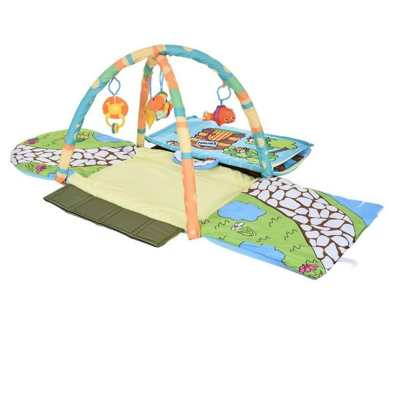 3-in-1 Play Musical Center Kick And