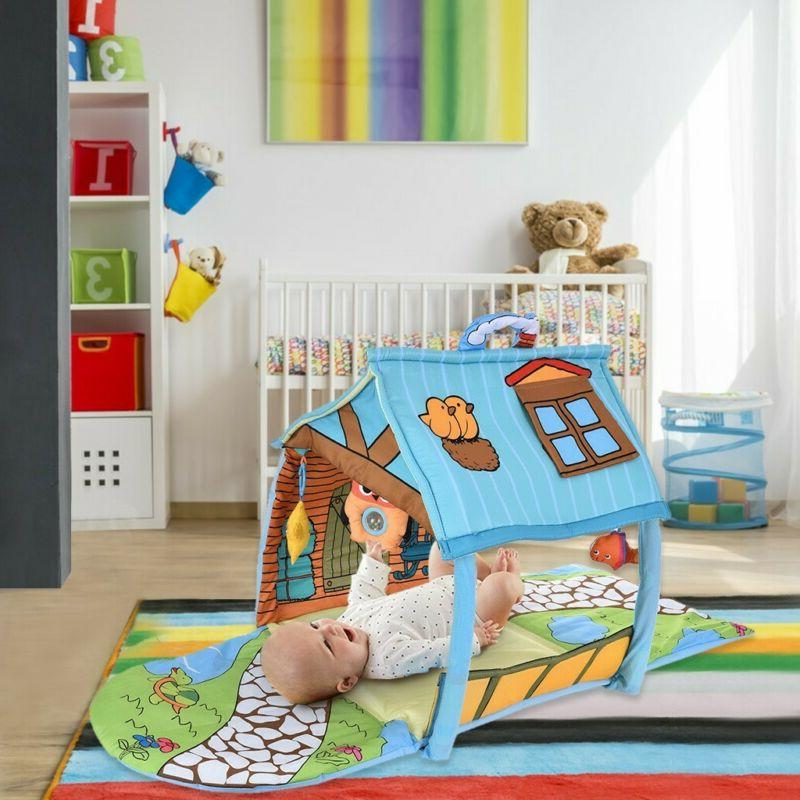 3-in-1 Play Mat Center Piano