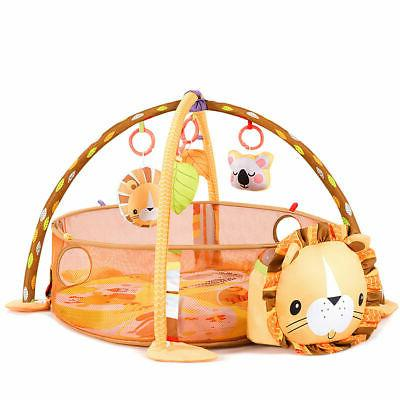 3 in 1 cartoon lion baby infant