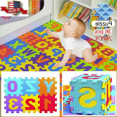 cyber mondaycolorful alphabet numbers eva floor play