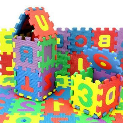 Cyber Monday❤Colorful Alphabet Numbers EVA Baby