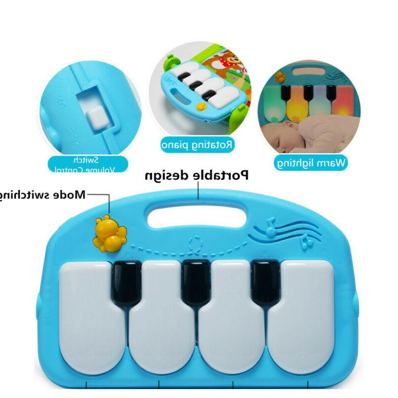 3In1 Baby Activity Musical With Toys