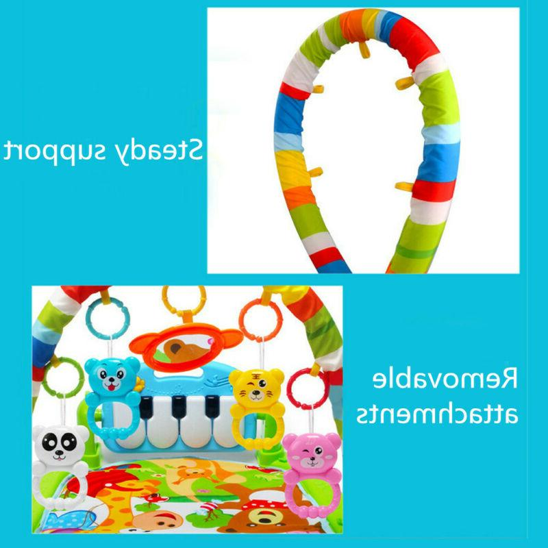 3In1 Baby Infant Activity Gym Musical With